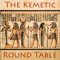 I'm participating in the Kemetic Round Table.